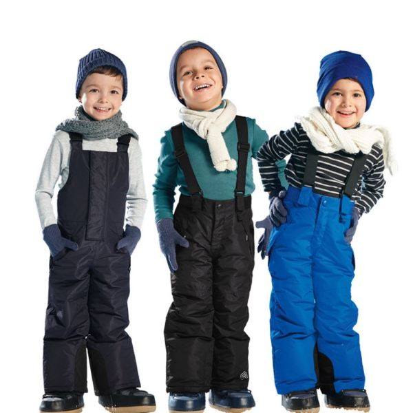 Зимние штаны для мальчиков