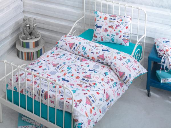 Детское постельное бельё в кроватку