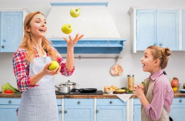 десерт творожный готовим с мамой